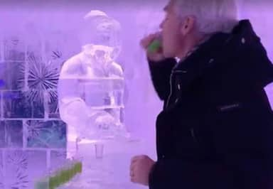 Phillip Schofield Takes The '10 Shot Challenge' And It Ends Hilariously