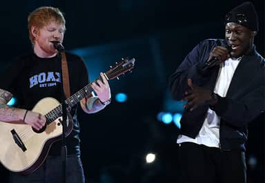 Ed Sheeran Joined Stormzy On Stage At Homecoming Show For Epic Version Of 'Shape Of You'