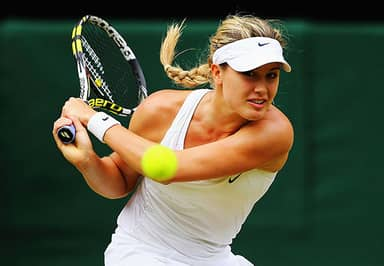 Eugenie Bouchard's Model Twin Sister Goes Viral After Being Spotted At Wimbledon