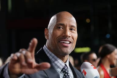 Dwayne 'The Rock' Johnson Named Forbes Highest Paid Actor Of Past Year