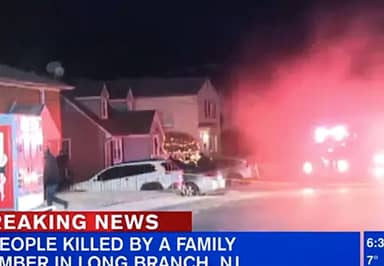 16-Year-Old Allegedly Shoots And Kills Family Minutes Before New Year