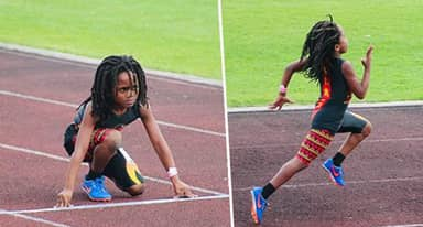 Boy, 7, Compared To Usain Bolt After Smashing 100M Record