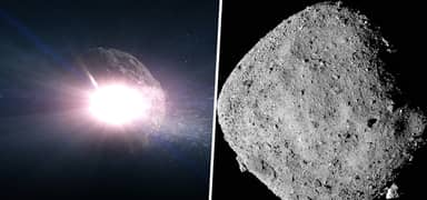 NASA Will Attempt To Knock Asteroid Out Of Orbit In 2022