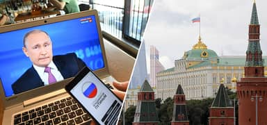 Russia To 'Disconnect Entire Country' From The Internet