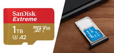 1TB microSD Cards Have Finally Arrived