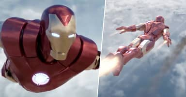 Marvel's Iron Man Announced During PlayStation Livestream