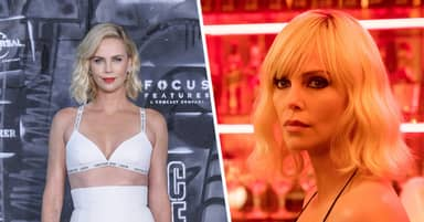 Charlize Theron Says Someone Needs To 'Grow A Pair' And Ask Her Out