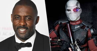 Idris Elba To Star In Suicide Squad Reboot, But Not As Deadshot