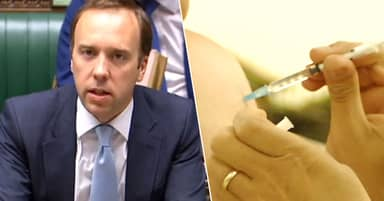 Anti-Vaxxers Have 'Blood On Their Hands', Says Health Minister