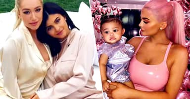 Kylie Jenner And Her BFF Just Got Matching Stormi Tattoos