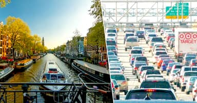 Amsterdam To Ban Petrol And Diesel Cars And Motorbikes By 2030