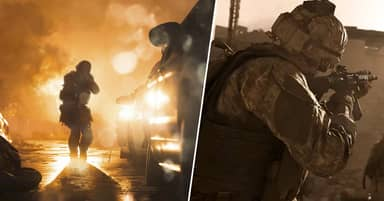 Modern Warfare's Campaign Is 'Intense' And 'Thought Provoking', Says Activision
