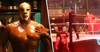 Wrestler Who Starred In Nacho Libre Dies In Ring During Fight