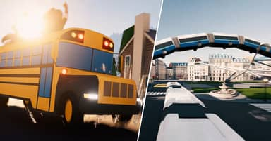 Snake Meets Crazy Taxi In This Insane New Game