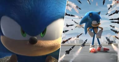 Sonic Movie Trailer Remade With 'Cartoon' Sonic Makes A Huge Difference