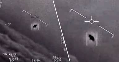 UFOs Flying At Hypersonic Speeds Spotted By Navy Pilots