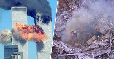 Never Before Seen Photos Of 9/11 Taken By First Responder Released