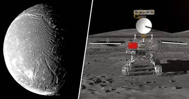 Massive Anomaly Five Times Bigger Than Hawaii Discovered On The Moon