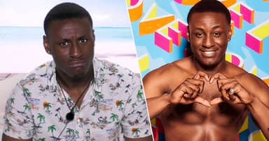 Love Island's Sherif Lanre Kicked Out Of Villa For Breaking Show Rules