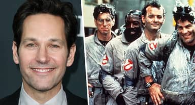 Ant Man's Paul Rudd Officially Joins Cast Of Ghostbusters 2020 Reboot