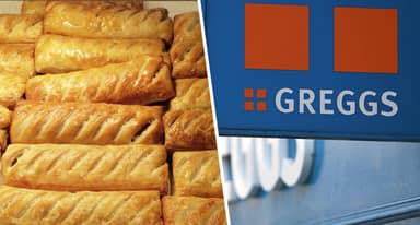 You Can Now Get Greggs Delivered To Your Home
