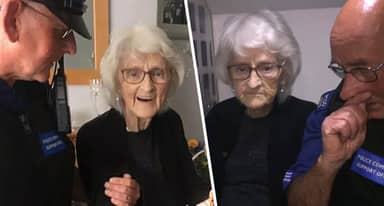 Gran, 93, Arrested In Bucket List Wish After Being 'Good All Her Life'