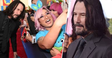 Keanu Reeves Fans Petitioning For Him To Be TIME's Person Of The Year