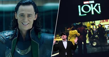 Marvel Studios Share First Look At Loki TV Series