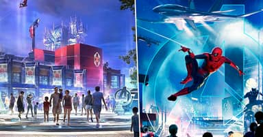 Disneyland $14 Million Marvel Expansion To Open In 2020