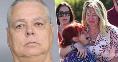 'Cowardly' Deputy Charged With Child Neglect After Parkland Shooting