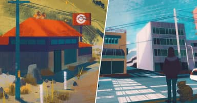 These Stunning Pokemon Paintings Of Kanto Will Bring Your Childhood To Life