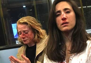 Four Teen Boys Charged After Savage Attack On LGBTQ+ Couple On Bus