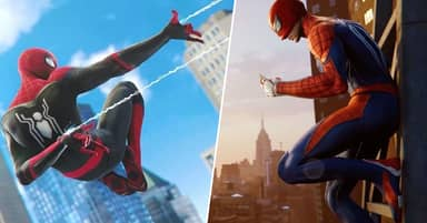 Marvel's Spider-Man Gets Two New Suits In Free Update