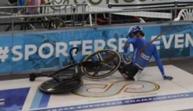 Cyclist In Intensive Care After Lung Is Punctured By Piece Of Track