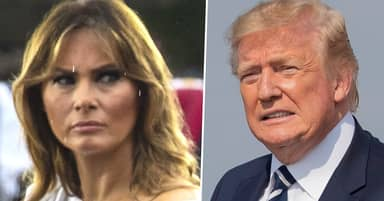 Trump Asked How He'd Feel If Melania Was Told To 'Go Back Home'