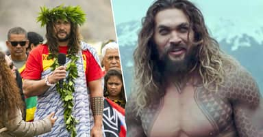 Jason Mamoa Says Aquaman 2 Is Halted As He Protests Hawaii Construction