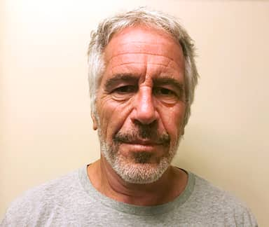 Conspiracy Theorists Say Jeffrey Epstein's Ears Prove His Suicide Is Fake