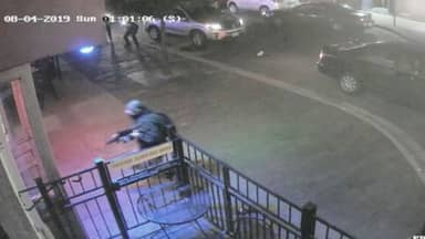 Footage Shows Moment Cops Kill Connor Betts During Dayton Mass Shooting