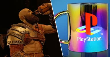 This PlayStation-Themed Mug Is A Real Beauty