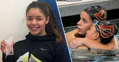Teen Swimmer Who Was Disqualified For Suit Showing 'Too Much Buttocks' Has Win Reinstated