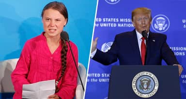 Greta Thunberg Responds To Haters Who Don't Want Her To Talk About Climate Change