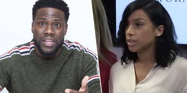 Kevin Hart's 'Sex Tape Partner' Is Suing Him For $60 million