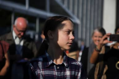 Greta Thunberg Trolls Trump After He Sarcastically Mocks Her Over UN Speech