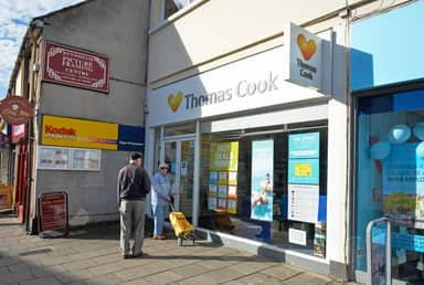 Thomas Cook Staff Turn Up To Work To Help Stranded People Get Home