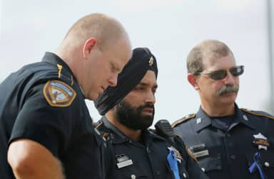 Sikh Officer Who Made History In Texas Shot And Killed After Routine Traffic Stop
