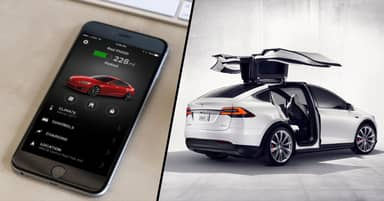Tesla Drivers Were Locked Out Of Their Cars While The Tesla App Was Down