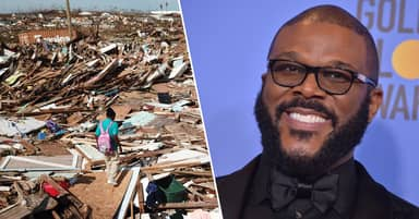 Tyler Perry Is Using His Private Plane To Take Supplies To Bahamas