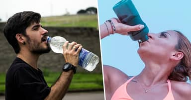 Your Water Bottle Is Harbouring 300,000 Infectious Germs, Expert Warns