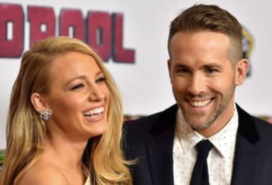 Ryan Reynolds And Blake Lively Share First Photo Of New Baby Daughter