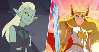 Popular Netflix Cartoon She-Ra To Welcome Its First Non-Binary Character